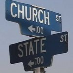 Where Church and State really intersect